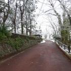 現在の登城道