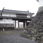 大手二ノ門(木造復元)