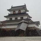 大櫓(木造復元)