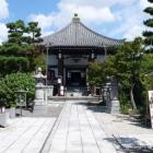 松下屋敷北に在る頭陀寺本堂
