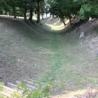 同左よりさらに東の大堀