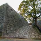 天守櫓石垣