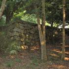 二の丸石垣・下段