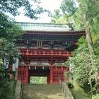 東照宮への入口