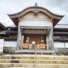篠山城大書院入口