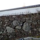 家老屋敷跡の石垣