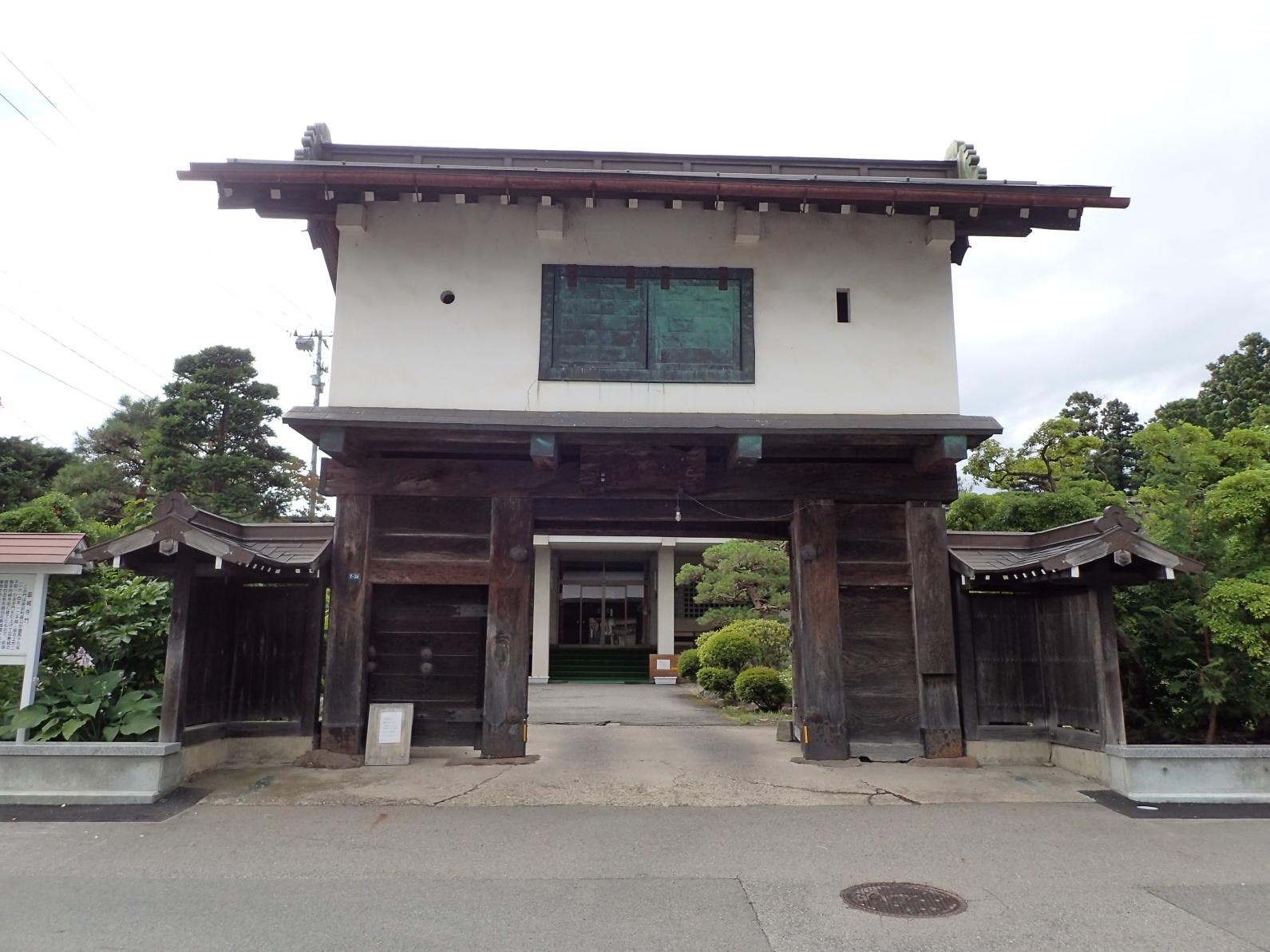 園城寺櫓門