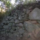 5郭下の石垣