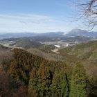 北郭展望台からの眺望