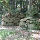 池田丸石垣
