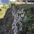 西ノ丸下の石垣