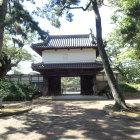 櫓門(城内より)