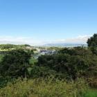 矢倉風展望台からの眺望