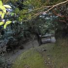 本丸下の休憩所