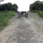 1郭の門遠景