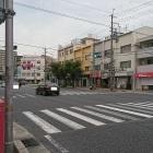 「城ケ堀町」(南堀付近)