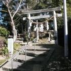 本曲輪、神社参道