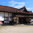 久美浜県庁玄関棟