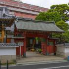 姫路藩屋敷門