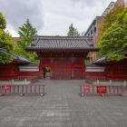 加賀藩上屋敷門