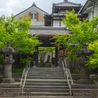 徳島藩中屋敷仕切り門