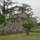 城東側石垣