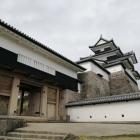 前御門と三重櫓