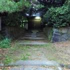 個人宅の門