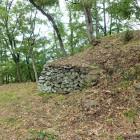 本郭北側下の石垣