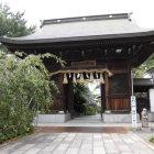 猿田神社の門