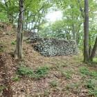 3郭下の石垣