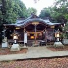 本丸の城山神社