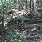 石垣4(切井戸に下りる道沿い・上)