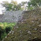 黒門山道からの石垣