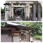 八幡神社。ここからも主郭に登れる。
