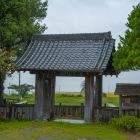 移築裏門・菖蒲城跡