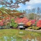 紅葉渓庭園の鳶魚閣