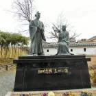 細川忠興玉像