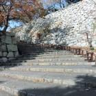 巽櫓付近の石垣