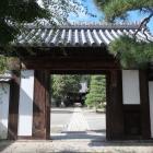 聖衆来迎寺の移築門