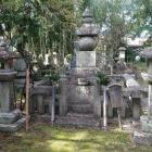 聖衆来迎寺の森可成公之墓