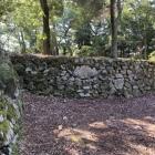 曲輪Ⅰの石垣