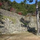 羽柴秀吉邸跡の石垣
