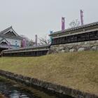 勝龍寺城公園。