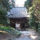二王門(上から撮影)