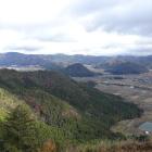 山頂からの景色①