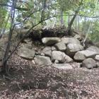 出丸南下の石垣
