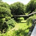 地獄谷と酔月橋