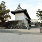 鯱の門(内側側面)