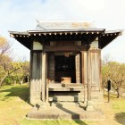 松倉重政祭祀の祠